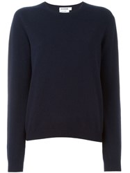 Jil Sander Crew Neck Sweater