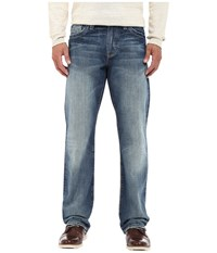 Mavi Jeans Matt Mid Rise Relaxed Jeans In Ny Cashmere Ny Cashmere Men's Jeans Blue
