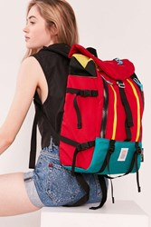 Topo Designs Mountain Pack Backpack Red