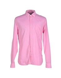 Mason's Shirts Shirts Men Light Purple