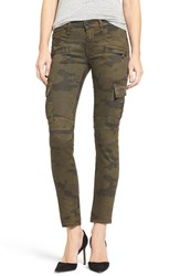 Hudson Jeans Women's 'Colby' Ankle Skinny Cargo Pants Rustic Camo