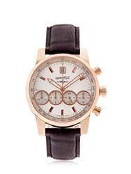 Eberhard And Co. Chrono 4 Rose Gold Watch