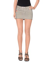 Jcolor Denim Denim Skirts Women Grey