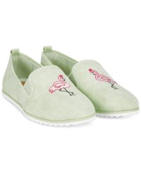 Bar Iii Opal Flamingo Slip On Shoes Only At Macy's Women's Shoes