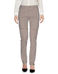 40Weft Casual Pants Dove Grey