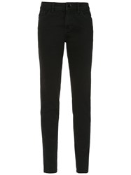 Martha Medeiros Skinny Trousers Black