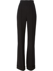 Agnona Flared Trousers Black