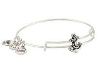 Alex And Ani Seaside Slider Anchor Expandable Wire Bangle Rafaelian Silver Finish Bracelet
