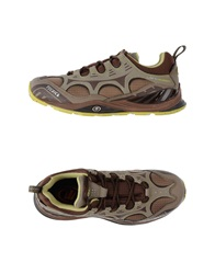 Tecnica Sneakers Brown