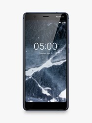 Nokia 5.1 Smartphone Android 5.5 4G Lte Sim Free 16Gb Blue