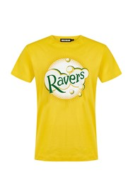 House Of Holland Ravers T Shirt Yellow