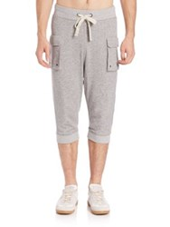 2Xist Stretched Cotton Sweatpants Grey