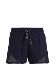 Lndr Scenic Performance Shorts Navy