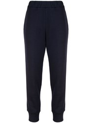 The Row Track Trousers Blue