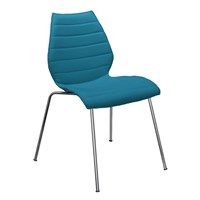 Kartell Maui Soft Chair Teal
