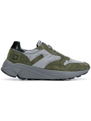 D.A.T.E. Chunky Sole Sneakers Grey