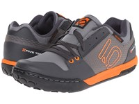 Five Ten Freerider Contact Dark Grey Orange Men's Shoes Gray