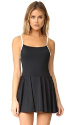 Kate Spade Plage Du Midi Swimdress Black
