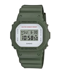 G Shock Military Color Series Green Digital Watch Dw5600m3