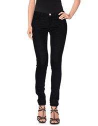 Haikure Denim Denim Trousers Women Black