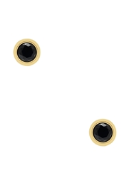 Kate Spade Polish Up Studs Black