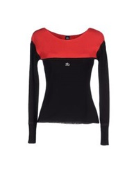 Roccobarocco Sweaters Red