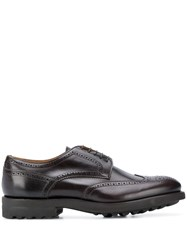 Doucal's Lace Up Derby Shoes 60