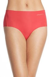 Women's Craft 'Greatness' Sport Briefs Tempo Shock