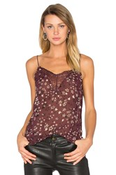 House Of Harlow X Revolve Jacklyn Cami Plum