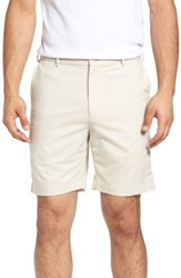 Peter Millar Men's Big And Tall Soft Touch Twill Shorts Stone