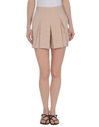 Paul And Joe Sister Mini Skirts Light Pink