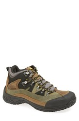 Men's Dunham 'Cloud' Waterproof Hiking Boot Grey