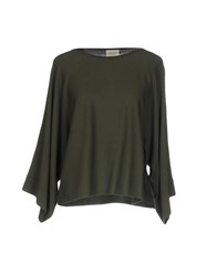Aniye By Guardaroba Sweaters Military Green