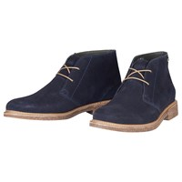 Barbour Redhead Dessert Boots Navy