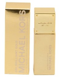 Michael Kors 24K Brilliant Gold For Women Eau De Parfum Spray 3.4 Oz. 100 Ml