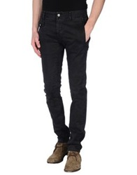 Gaudi' Casual Pants Dark Blue