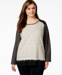Styleandco. Style And Co. Plus Size Long Sleeve Pullover Top Only At Macy's