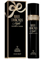 White Diamonds Night By Elizabeth Taylor Eau De Toilette 3.3 Oz
