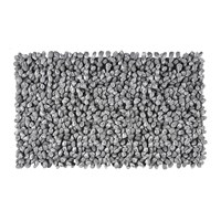 Aquanova Rocca Bath Mat Silver Grey