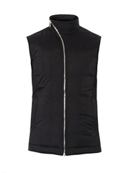 Rick Owens Quilted Nylon Gilet