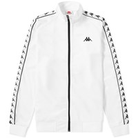 Kappa Taped Anniston Track Top White