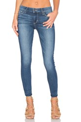 Joe's Jeans The Icon Ankle Medium Light Blue Distressed