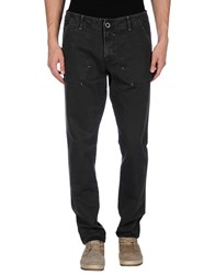Take Two Trousers Casual Trousers Men Steel Grey
