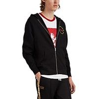 Ovadia And Sons Bruce Lee Cotton Terry Hoodie Black
