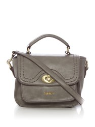 Ollie And Nic Cora Crossbody Bag Grey