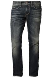 Meltin Pot Maner Slim Fit Jeans Dirty Wash Dirty Denim