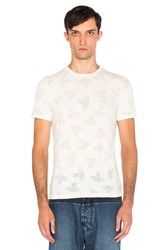 Vivienne Westwood Time Machine T Shirt Beige