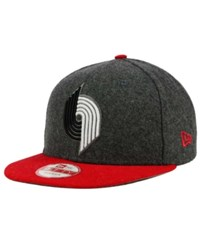 New Era Portland Trail Blazers Shader Melt 9Fifty Snapback Cap