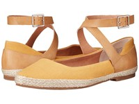 Seychelles View Mustard Women's Shoes Yellow
