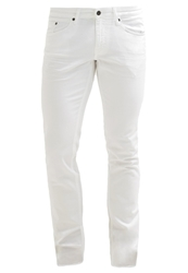 Meltin Pot Maner Slim Fit Jeans White